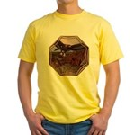 Flight of the Eagle Yellow T-Shirt