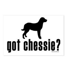 got chessie? Postcards (Package of 8)