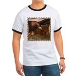 Flight of the Eagle Close Up Ringer T