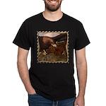 Flight of the Eagle Close Up Dark T-Shirt