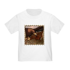 Flight of the Eagle Close Up Toddler T-Shir
