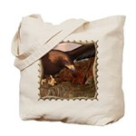 Flight of the Eagle Close Up Tote Bag