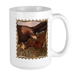 Flight of the Eagle Close Up Mug