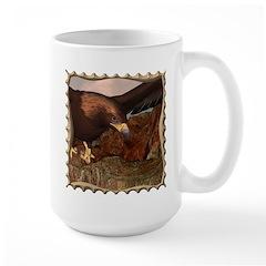 Flight of the Eagle Close Up Mug