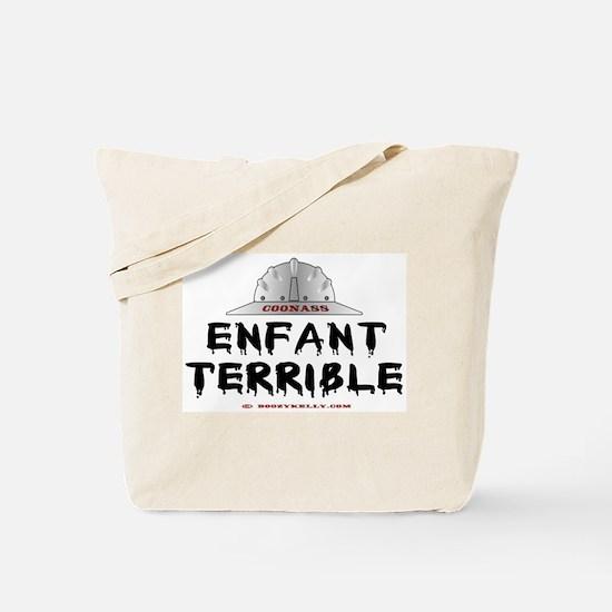 Coonass Enfant Terrible Tote Bag