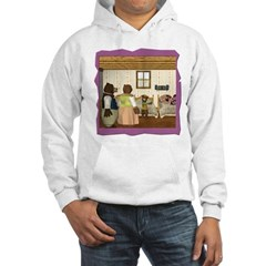 Goldilocks & The 3 Bears Hoodie