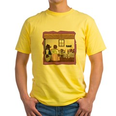 Goldilocks & The 3 Bears T