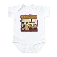 Goldilocks & The 3 Bears Infant Bodysuit