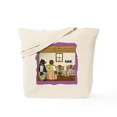 Goldilocks & The 3 Bears Tote Bag