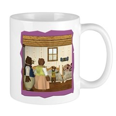 Goldilocks & The 3 Bears Mug