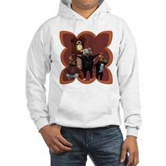 Hickory, Dickory, Dock Hoodie