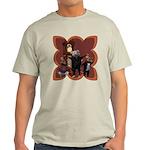 Hickory, Dickory, Dock Light T-Shirt