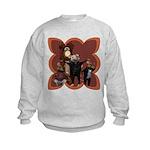 Hickory, Dickory, Dock Kids Sweatshirt