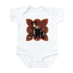 Hickory, Dickory, Dock Infant Bodysuit