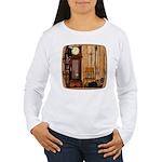 HDD Up the Clock! Women's Long Sleeve T-Shirt