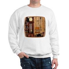 HDD Up the Clock! Sweatshirt