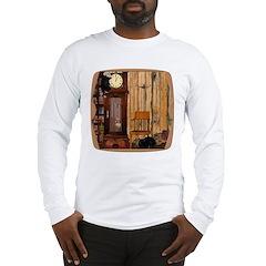HDD Up the Clock! Long Sleeve T-Shirt