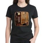 HDD Up the Clock! Women's Dark T-Shirt