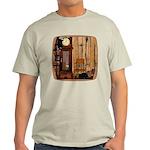 HDD Up the Clock! Light T-Shirt