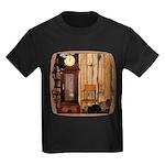 HDD Up the Clock! Kids Dark T-Shirt
