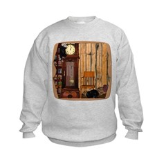 HDD Up the Clock! Sweatshirt