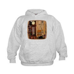 HDD Up the Clock! Hoodie