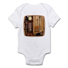 HDD Up the Clock! Infant Bodysuit