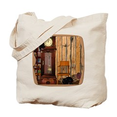 HDD Up the Clock! Tote Bag