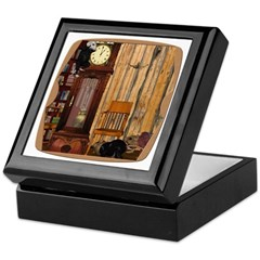 HDD Up the Clock! Keepsake Box