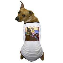 HDD Safe At Last! Dog T-Shirt