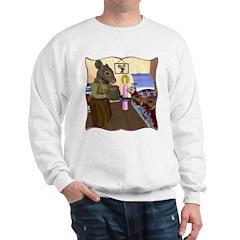 HDD Safe At Last! Sweatshirt
