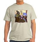 HDD Safe At Last! Light T-Shirt