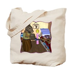 HDD Safe At Last! Tote Bag
