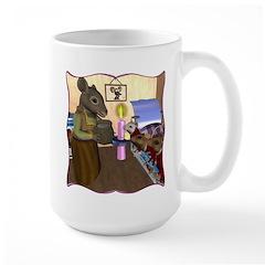 HDD Safe At Last! Mug