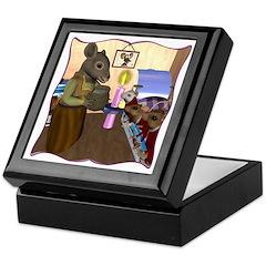 HDD Safe At Last! Keepsake Box