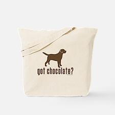got chocolate lab? Tote Bag