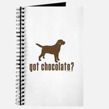 got chocolate lab? Journal