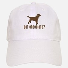 got chocolate lab? Baseball Baseball Cap
