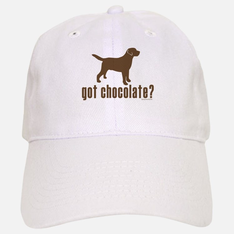 Chocolate Baseball Cap