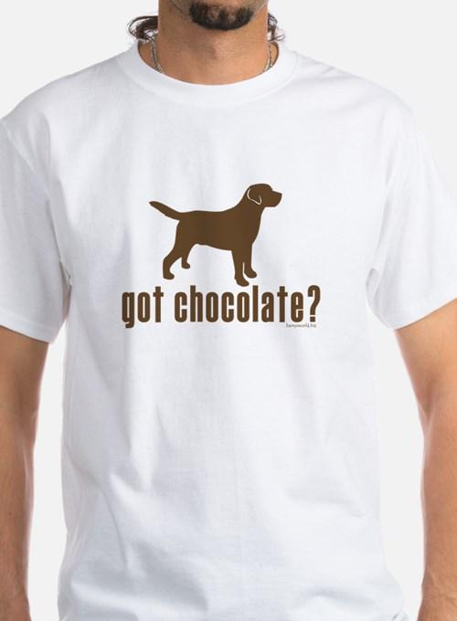got chocolate lab? Shirt