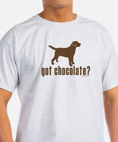 got chocolate lab? T-Shirt