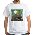 Humpty Dumpty White T-Shirt