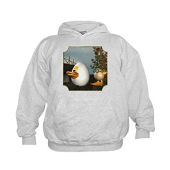 HD and Coutchie-Coulou Hoodie