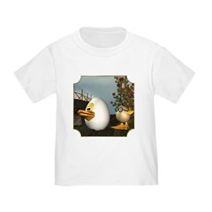 HD and Coutchie-Coulou Toddler T-Shirt
