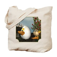 HD and Coutchie-Coulou Tote Bag
