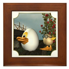 HD and Coutchie-Coulou Framed Tile