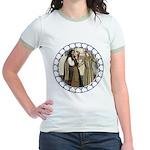 HD - A Princess Won! Jr. Ringer T-Shirt
