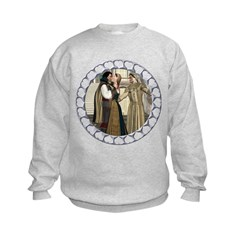 HD - A Princess Won! Sweatshirt