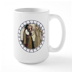 HD - A Princess Won! Mug