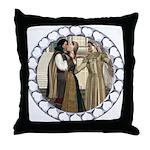 HD - A Princess Won! Throw Pillow